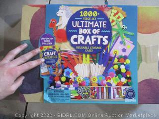 Ultimate Box of Crafts