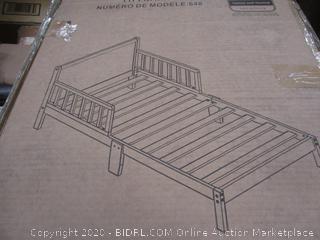 DOM Bed Frame