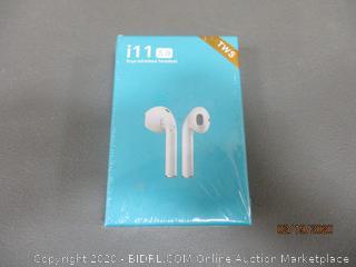 i11 True Wireless Headset  factory sealed