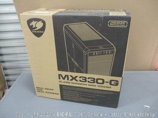 Cougar MX330-G Glass Window Mid Tower