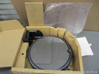 Xiaowa robotic Vacuum Cleaner  Powers on