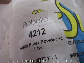 Perlite Filter Powder