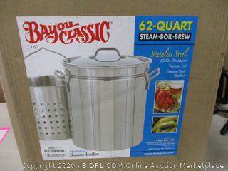 bayou Classic Steam-broil-brew