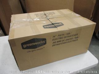 Grenworks Electric Dethatcher