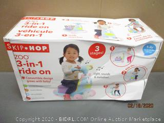 Skip*Hop 3 in 1 Ride On