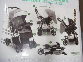 Je if for Jeep Unlimited reversible Handle Stroller