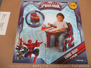 Spiderman Chair Desk