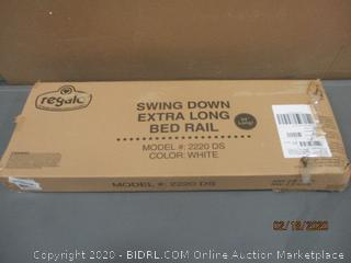 Swing Down extra Long Bed Rail