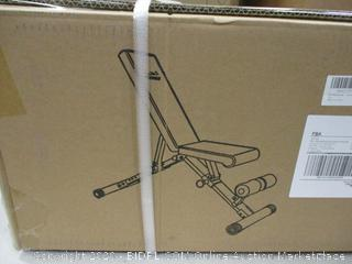 Multifunctional Dumbbell Bench factory sealed