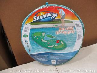 Swimways pro chip spring golf