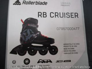 Rollerblade RB Cruiser  size 9