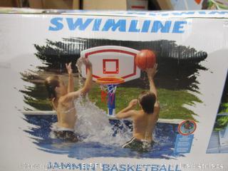 Swimline jammin Basketball