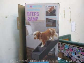 Pawlife Convertible Steps Ramp
