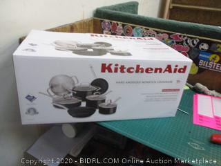 Kitchen Aid Cookware See Pictures