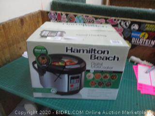 Hamilton Beach Digital Multicooker