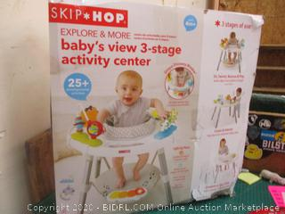 Skip* Hop Baby's view 3-stage activity center