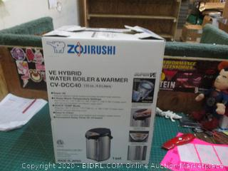 Zojirushi VE Hydrid Water Boiler & Warmer
