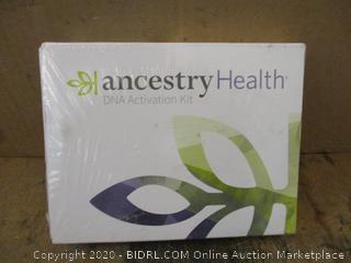 Ancestry Health : Ancestry DNA Activation Kit: Ancestry Health