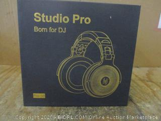 Studio Pro Born for DJ Headset