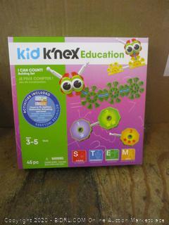 Kid K'nex Education