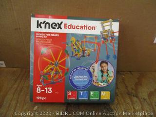 K'nex Education  Gonzo for Gears