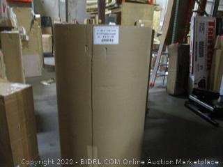 "CRCSF60  60"" X 250' Singleface Corrugated A-flute"