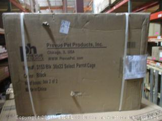Prevue Pet Product incomplete