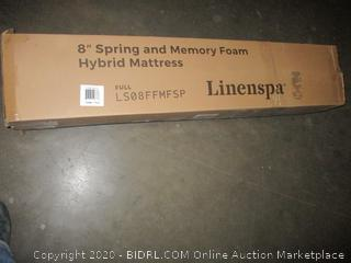 Linenspa Full Mattress