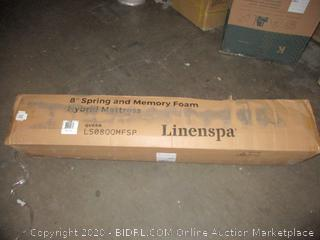 Linenspa  queen Mattress