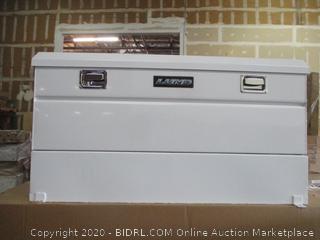 """100 Gal L-Shaped 48"""" Box Combo  Steel Liquid Storage Tank"""