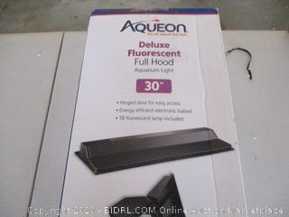 Aqueon Fluorescent Deluxe Hood, 30-Inch