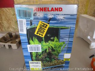 Marineland Contour 5 aquarium Kit 5 Gallons