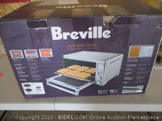 Breville Smart Oven 1800-Watt Convection Toaster Oven with Element IQ (Retail $302)