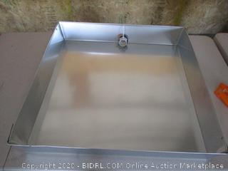 Sink Tray Drain