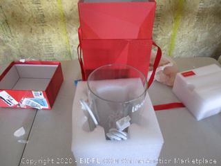 Levoit Viéra Himalayan Salt Lamp, Natural Himilian Hymalain Pink Salt Rock Lamps