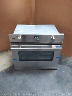 Summit Chrome oven (powers on) (used)