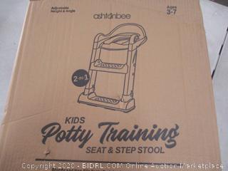 Ashtonbee Kids Potty Training Seat & Steep Stool