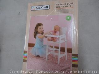 KidKraft Tiffany Bow High Chair