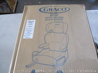 Graco Affix Highback Booster Seat