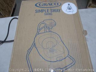 Graco Simple Sway Swing (Please preview)