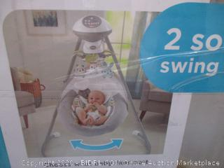 Fisher Price Sweet Snuapuppy Dream Cradle n' Swing (Retail Price $135)