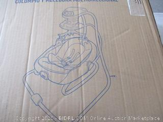 Graco DuetSoothe Baby Swing and Rocker (Retail Price $125.99)