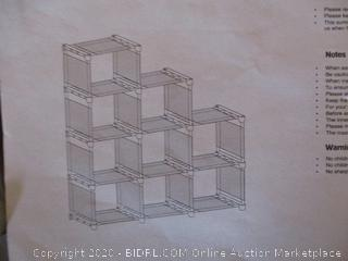Cube Storage Containers