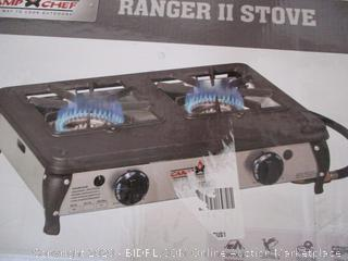 Camp Chef Ranger II Blind Stove (Retail $95)