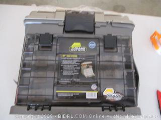 Plano Rack System 3700 Size Tackle Box (cam be used to hardware, arts and crafts)
