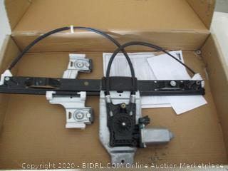 Dorman 741-890 Rear Driver Side Power Window Regulator and Motor Assembly (Retail 137)