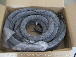 Cen-Tec Systems Hose for Home and Shop Vacuums with Multi-Brand Power Tool Adapter for Dust Collection (Retail $173)