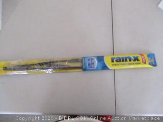 Rain-X Latitude 2-in-1 Water Repellency Wiper Blade - 24 inch