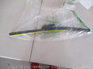 Rain-X 5079281-2 Latitude 2-in-1 Water Repellency Wiper Blade - 22-inches