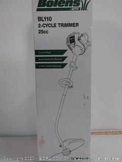 Bolens 2 cylinder trimmer